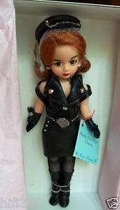 Madame Alexander Harley Davidson Cissette doll 1998 MIB
