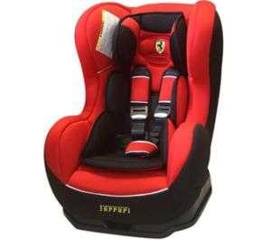 Silla Coche G 1 Cosmo SP Furia Multiposiciones Ferrari