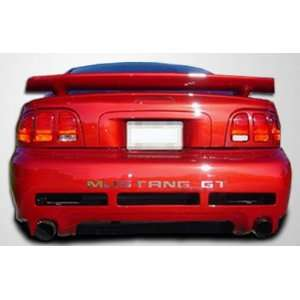 1994 1998 Ford Mustang Couture Colt 2 Rear Bumper