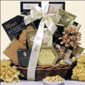 In Loving Memory: Sympathy Gift Basket:  Grocery & Gourmet