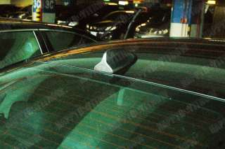 LEXUS ISII IS250 350 Dummy Shark Fin Antenna + WINDOW ROOF SPOILER