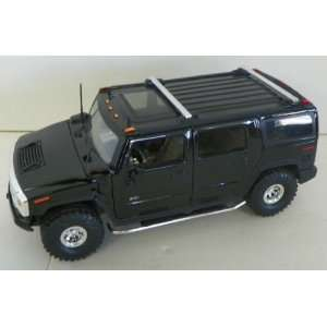 Jada Toys 1/24 Scale Diecast Heat Series Hummer H2 in