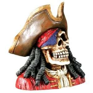Skull   One Eye Jack   Collectible Figurine Statue Sculpture Figure