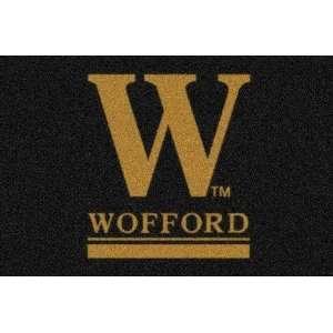 Wofford Terriers 5 x 8 Team Door Mat: Sports & Outdoors