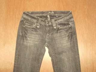 Womens Miss Me In Seattle jeans size 26 x 33