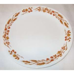 Harvest Home Vintage Wheat Berries 10.25 Dinner Plate Everything