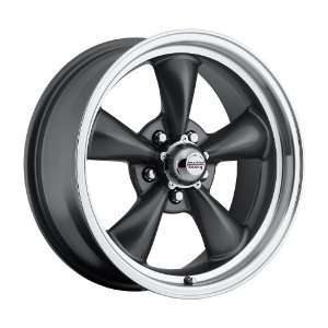 17x7 / 17x8 100 S Classic Series Charcoal Gray aluminum wheels rims