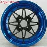 15 ROTA SA RACING RIM WHEELS 4X100 CIVIC CRX XA XB FIT