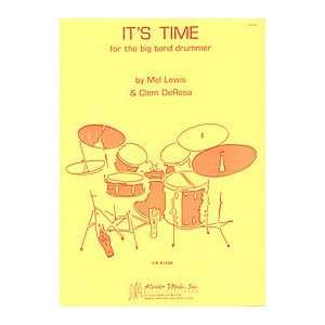 Its Time For The Big Band Drummer Musical Instruments