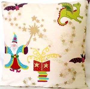 Cushions Pillow Cover Liberty Fabric Hokus Pokus Print
