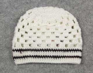 Infant Toddler Beanie baby Hat Cap Crochet Handmade Photography Prop