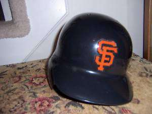 2002 San Francisco Giants Baseball Batting Helmet 7 5/8