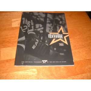 Yearbook of the 2011 Dallas Stars. Dallas Stars Hockey TeamSeason 18