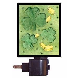 St. Patricks Day Night Light   Luck of the Irish