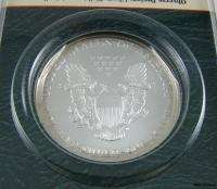2000 American Silver Eagle   United States 1oz .999 Dollar Investment