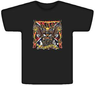 David Allen Coe Rebel Meets Rebel T Shirt