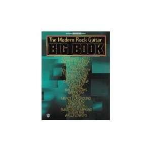 Alfred The Modern Rock Guitar Big Book Songbook Musical