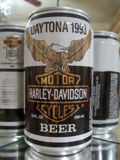 HARLEY DAVIDSON MOTOR CYCLES DAYTONA 1993 EAGLE BEER