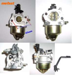Carburetor for Honda Copy Chinese Engine 5.5hp 6.5hp