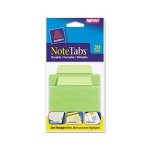 avery dennison 16329 traditional tab 3 inx3 12 in