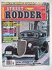 Street Rodder Magazine July 1987 Big Daddy Roth
