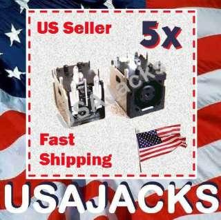 LOT DELL XPS M1330 M1530 1545 AC DC JACK POWER PLUG