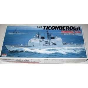 ARII   1/700 Missile Cruiser Ticonderoga (Plastic Models