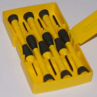 This listing is for a New Laptop Repair Screwdriver Screw Driver Kit 6