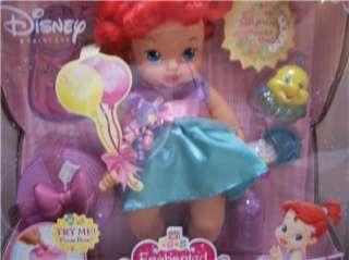Disney Princess Royal Nursery My Birthday Ariel