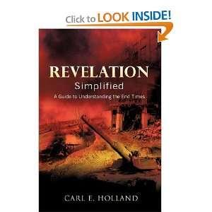 Revelaion Simplified (9781604773538) Carl E Holland