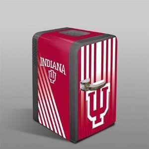 Indiana Hoosiers IU NCAA Dorm Portable Party Fridge