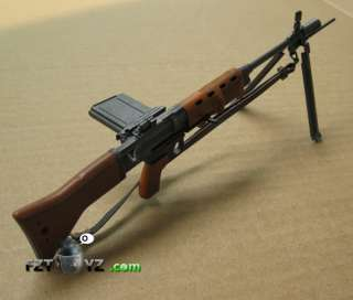 Dragon WWII German FG 42 Rifle w/ Bayonet 1/6