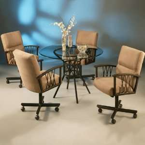 Ravenwood Glass Table Top Dining Set