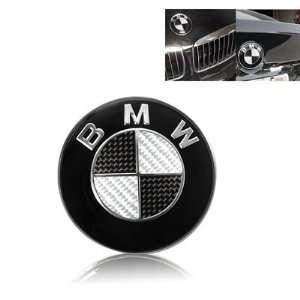 2002 up BMW E65/E66 7 Series Carbon Black Hood/Trunk 78mm