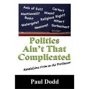 Revelations From an Old Professor (9781432704353) Paul Dodd Books
