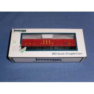 Industrial Rail Freight Car . . . FEC 12622 . . . HO Scale