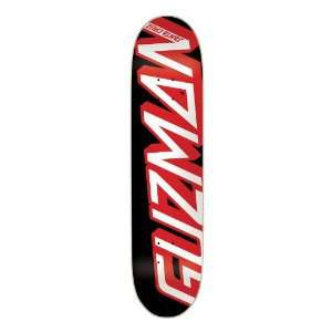 SANTA CRUZ Guzman Logo Powerply Deck 8.0 x 31.9:  Sports