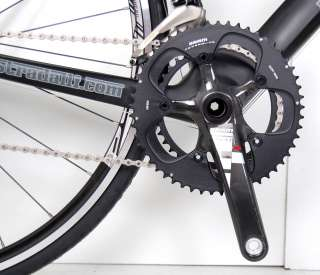 STRADALLI PALERMO LIMITED EDITION SRAM RED BLACK ISP CARBON ROAD BIKE