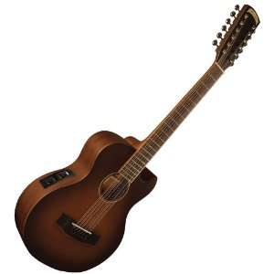 NEW MORGAN MONROE VINTAGE 12 STRING MINI ACOUSTIC ELECTRIC
