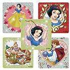 Glitter Stickers Party Treat Bags Rewards Teacher Disney Princess