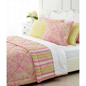 Martha Stewart Greenwich Paisley Full/Queen Comforter