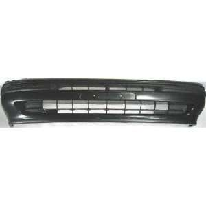 92 94 SUBARU LEGACY FRONT BUMPER COVER, Wiout Turbo, Raw