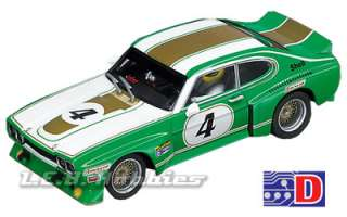 Carrera 27369 Evolution Ford Capri RS Group 2, 1975 1/32 slot car
