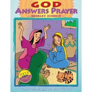 God Answers Prayer (Coloring Book) (9780830727506) Gospel