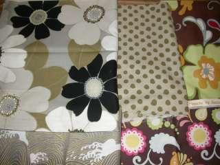Lot High Quality Cotton Quilt Fabric Scraps Moda Panache Freebird