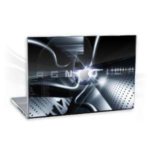 Generation)   Chrome Tunnel Notebook Laptop Vinyl Sticker Electronics