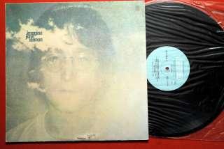 JOHN LENNON IMAGINE BEATLES BULGARIAN N/MINT LP