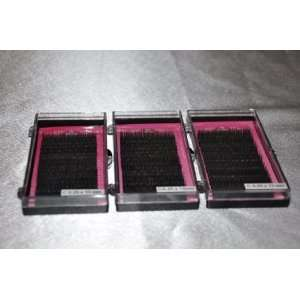 Eyelash Extension 16 line High Quality Mink C .15 X 10mm, 12mm, & 14mm