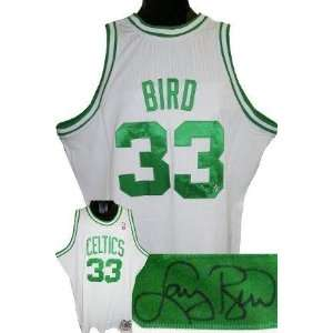Larry Bird Signed Jersey   Authentic   Autographed NBA