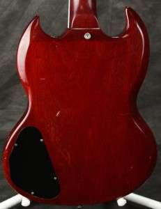 Vintage 65 Gibson USA SG Special Electric Guitar w/OHSC & Vibrola